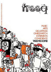 Freeq Issue 3
