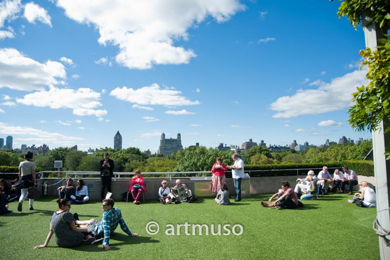 The Met Museum's Rooftop Bar