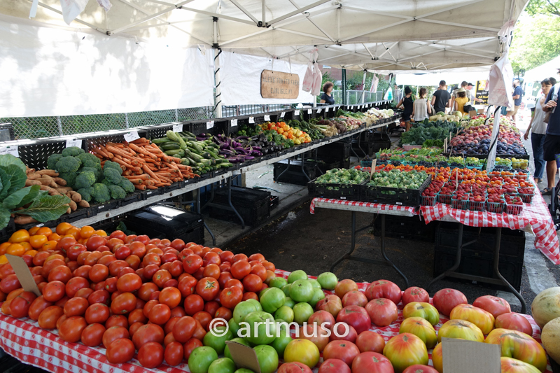 Farmers Market New York