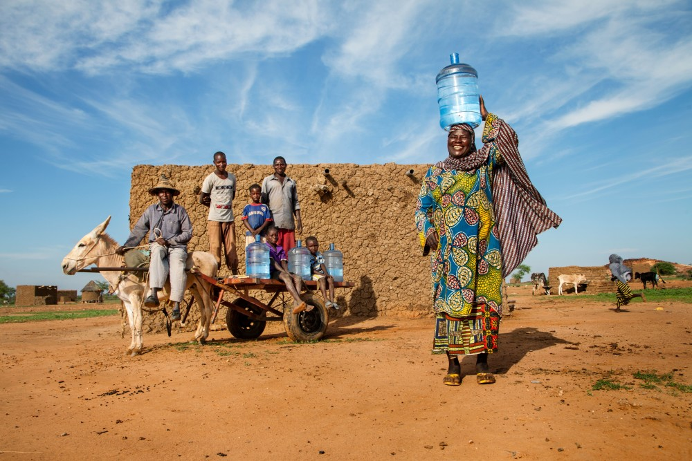Water in Niger- SDG ©UNICEF/2016/Niger/Ashley Gilbertson